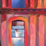 """Havana Window, 30"""" x 22"""", © 2013"""