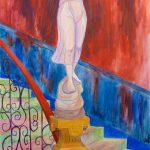 """La Guarida Maid, 22"""" x 30"""", © 2013"""