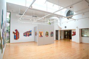 Installation View, Koehnline Museum, Oakton Community College, 2016